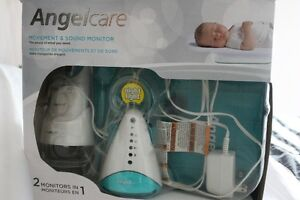 Angelcare 2 in 1 sound and movement monitor