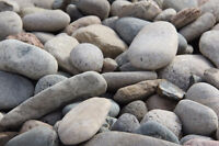 "2"" -4"" River Rock on Sale Now!!!"