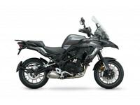 Benelli TRK502 500cc Adventure touring enduro supermoto 500cc motorcycle bike