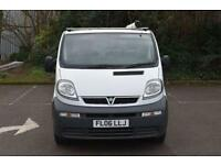 1.9 DI 2900 6D 80 BHP SWB DIESEL MANUAL PANEL VAN 2006