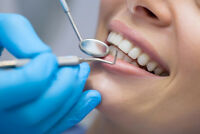 Student Dental Hygiene Cleaning