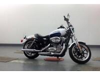 Harley-Davidson XL 883 Sportster Naked