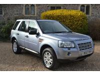 Land Rover Freelander 2 2.2 Td4 2007 SE, FULL S/HISTORY, JUST SERVICED, NEW MOT