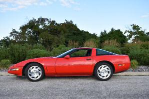 1996 Corvette, LT-4, 6spd