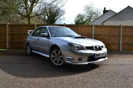 2007 Subaru Impreza 2.5 WRX Low Millage £199 A Month £0 Deposit