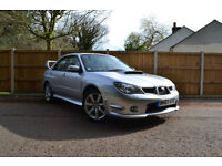 2007 Subaru Impreza 2.5 WRX Low Millage £199 A Month £0 Deposit