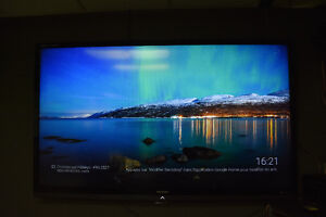 Télévision SHARP AQUOS QUATTRON 70'' LED 1080p TV