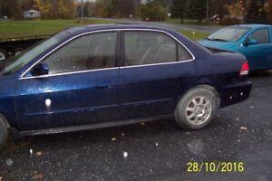 2002 Honda Accord Berline