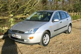 One Owner Ford Focus 1.6 done 87702 miles with SERVICE HISTORY and NEW MOT