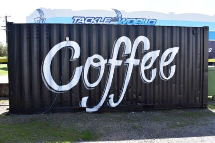 MOBILE COFFEE AND FOOD TRAILER - Cup and Away
