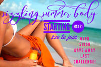 Online Weight Loss Challenge-get ready for summer!