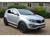 Kia Sportage 3 1.7CRDi ( 2WD ) ( Sat Nav ) 2011, 62K MILES, FULL S/HIST, NEW MOT