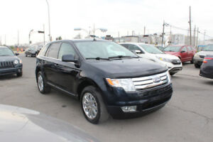 FORD EDGE 2010 LIMITED AWD CUIR TOIT  PANORAMIQUE 140000KM