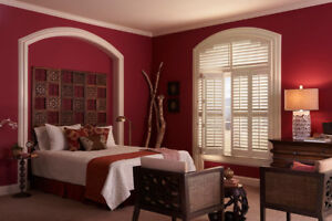 Up to 75% off Custom made Blinds and Draperies! FREE Installatio