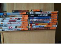 Selection of £1 DVDS