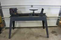"SEARS CRAFTSMAN 12"" WOOD LATHE"