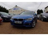 2016 66 BMW 3 SERIES 2.0 318D M SPORT TOURING 5D AUTO 148 BHP DIESEL