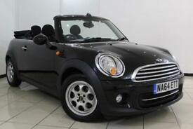2014 64 MINI CONVERTIBLE 1.6 COOPER 2DR 122 BHP