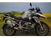 BMW R1200GS TE 2013**ABS, L.E.D INDICATORS, ESA, SHAFT DRIVE, BREMBO BRAKES**