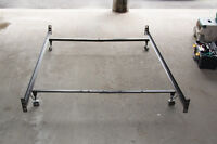 Bed Frame-Adjustable-Twin, Full, Double, Queen, King Sizes