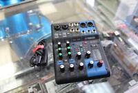 Yamaha MG06X 6-Channel Mixer Winnipeg Manitoba Preview