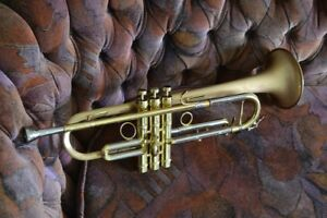 Carol Brass professional Bb trumpets awesome players!