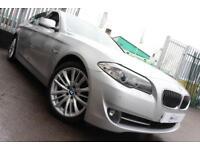 2010 60 BMW 5 SERIES 2.0 520D SE 4D 181 BHP DIESEL