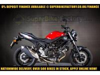 2017 17 SUZUKI SV650 AL7 650CC 0% DEPOSIT FINANCE AVAILABLE