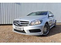 2013 13 MERCEDES-BENZ A CLASS 1.8 A200 CDI BLUEEFFICIENCY AMG SPORT 5D 136 BHP D
