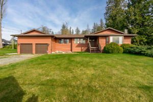 NEW PRICE!  Cloverdale Rancher on 1.1 Acres