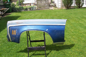 1973-75 Chevelle or El Camino Right and Left front fenders