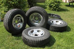 pneus et mag Ford F-150 2000