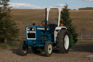 1979 Ford 1900 Tractor