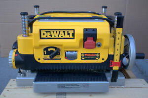 "Dewalt 13"" Thickness Planer"