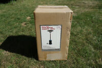 BRAND NEW IN BOX PROPANE PATIO HEATER, NEVER OPENED