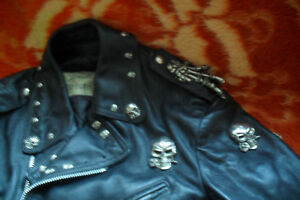 ONE OF A KIND Leather Coat Cornwall Ontario image 3