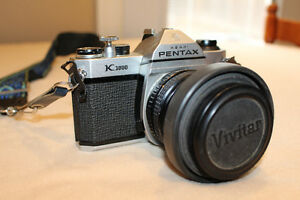 Vintage Pentax K1000 - Best Offer Oakville / Halton Region Toronto (GTA) image 1