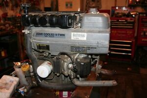 17 HP Kawasaki Liquid cooled engine Regina Regina Area image 1