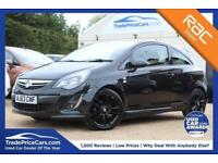 2014 63 VAUXHALL CORSA 1.2 LIMITED EDITION 3D 83 BHP