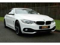2015 BMW 4 Series 2.0 420D SPORT GRAN COUPE 4d 188 BHP Coupe Diesel Manual