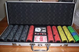 Mallette poker professionnelle (neuf) Saint-Hyacinthe Québec image 4