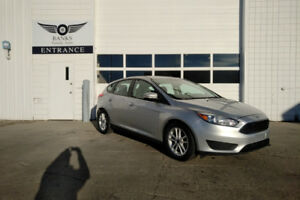 2016 FORD FOCUS SE HATCHBACK PRICED TO SELL FAST!