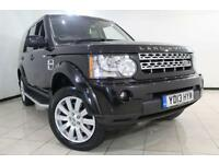 2013 13 LAND ROVER DISCOVERY 3.0 4 SDV6 XS 5DR AUTOMATIC 255 BHP DIESEL