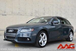 2011 Audi A4 2.0T QUATTRO WAGON