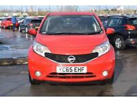 2015 NISSAN NOTE Nissan Note 1.2 Acenta 5dr