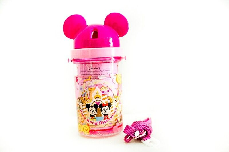 Brand new Hong Kong Disneyland water bottle for infant toddler kid child