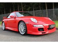 2006 06 PORSCHE 911 3.8 CARRERA 2 S 2D 355 BHP AERO KIT