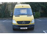 2.1 313 CDI 5D 129 BHP LWB HIGH ROOF DIESEL MANUAL PANEL 2011