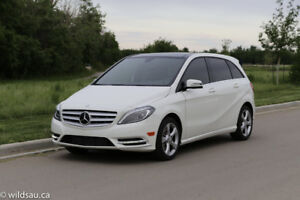 Lease Takeover.... Mercedes B250 - low KMS