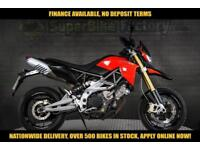 2012 12 APRILIA DORSODURO 750CC 0% DEPOSIT FINANCE AVAILABLE